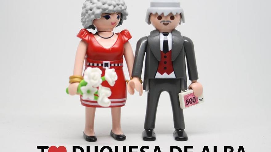 I love Duquesa de Alba
