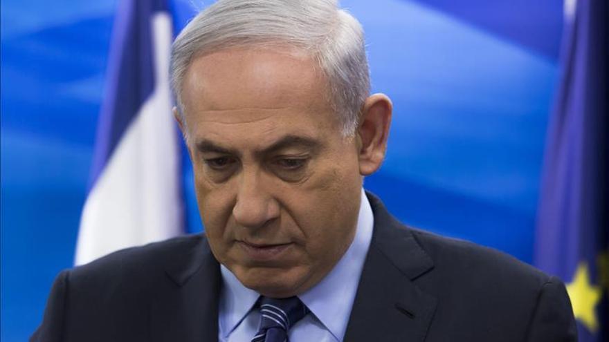 """Netanyahu se opone a que Israel sea un estado """"binacional"""""""