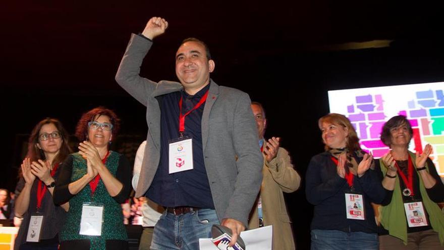El nuevo líder de CCOO en Cataluña pide una cumbre sindical contra la precariedad