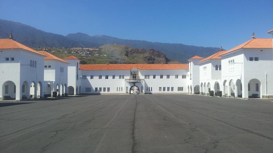Imagen de archivo del acuartelamiento El Fuerte.