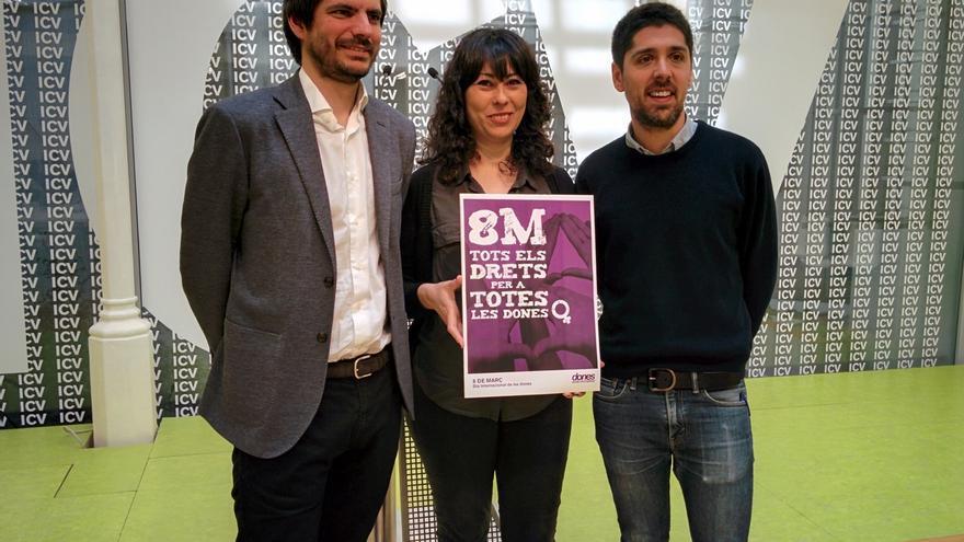 """ICV pide """"cooperación y no competición"""" con la lista Domènech para dirigir los 'comuns'"""