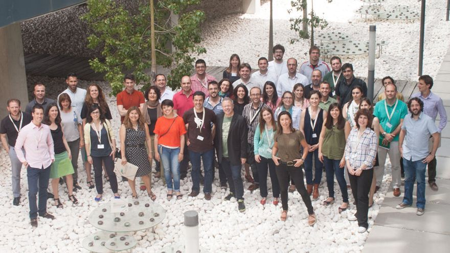 Los participantes en el PiP workshop celebrado en la Universidad Politécnica de Valencia.