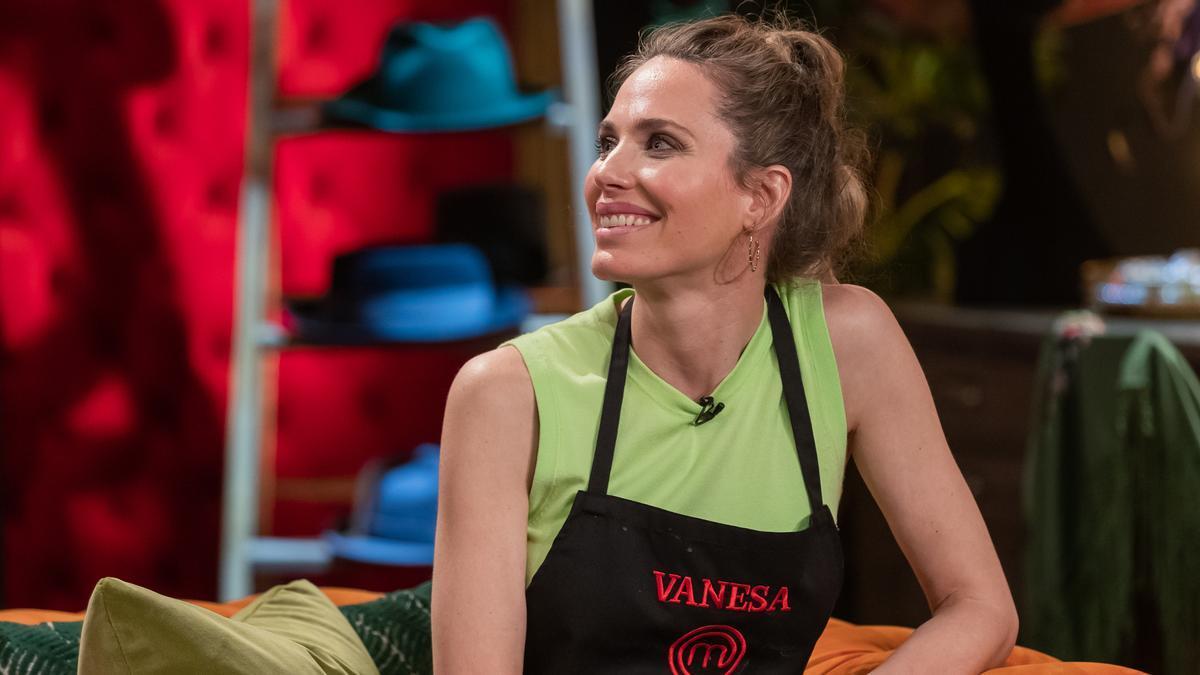 Vanesa Romero, en 'Masterchef Celebrity 6'