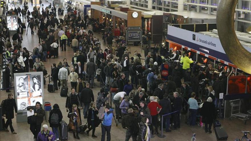 Un niño belga burla la seguridad y vuela de Bruselas a Málaga sin billete