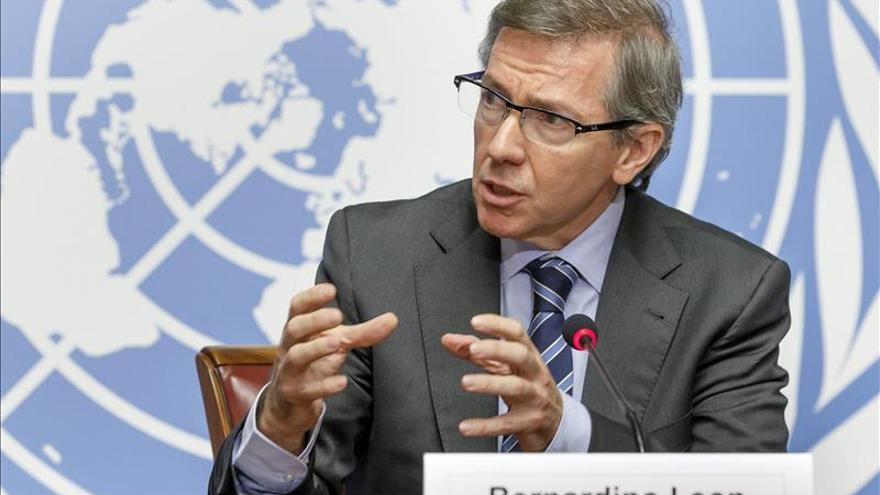 La ONU defiende que la gestión de León en Libia no se vio afectada por su nuevo empleo