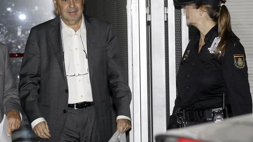 El ex consejero de la Agencia Informática entre los detenidos en la operación Lezo
