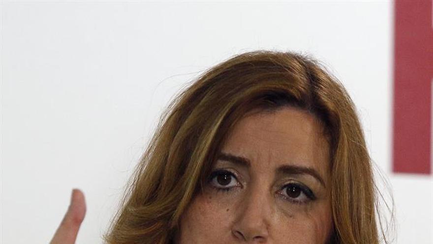 """Díaz emplaza al 26 de marzo para tratar """"las cuestiones de partido"""""""