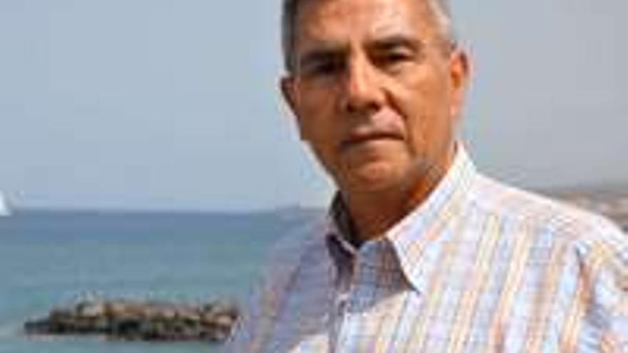 José Miguel Rodríguez Fraga, alcalde de Adeje.