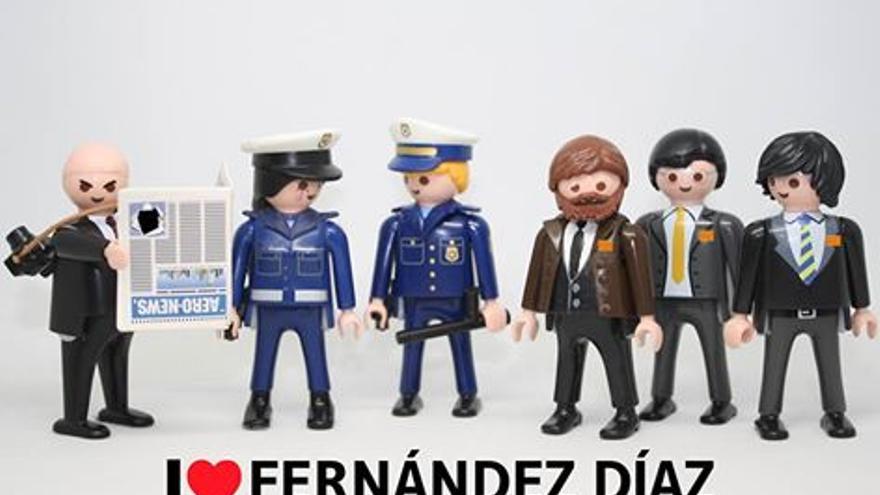 I love Fernández Díaz