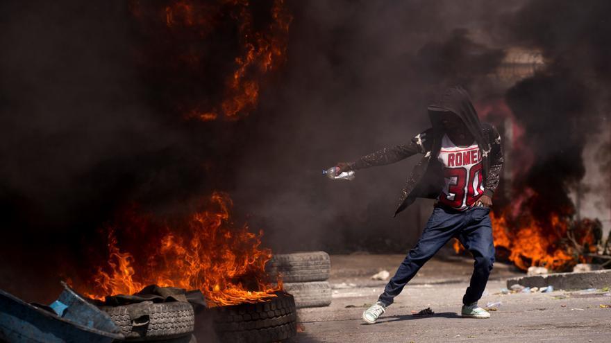 Miles de haitianos vuelven a pedir en las calles la renuncia de Moise
