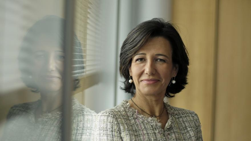 Ana Patricia Botín en una imagen de archivo / Foto: EFE