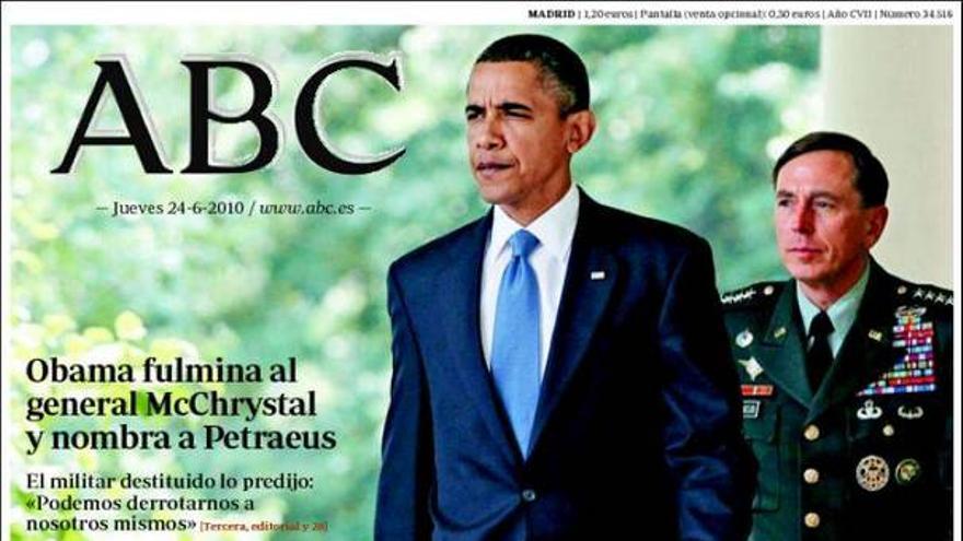 De las portadas del día (24/06/2010) #1