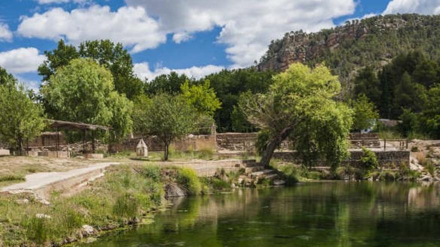 El parque natural del Alto Turia