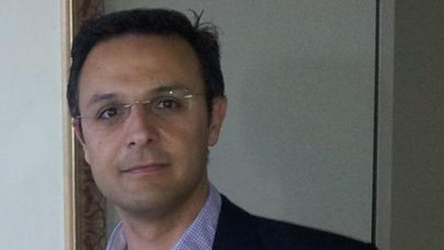 Manuel González, portavoz del PSOE en el Ayuntamiento de La Orotava