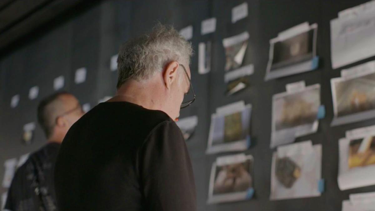 Imagen promocional del documental sobre Ferrán Adrià