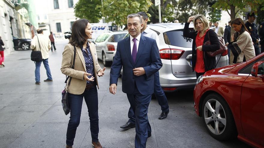 """Rivero acusa al Gobierno de """"amordazar"""" a los ciudadanos y de connivencia con Repsol"""