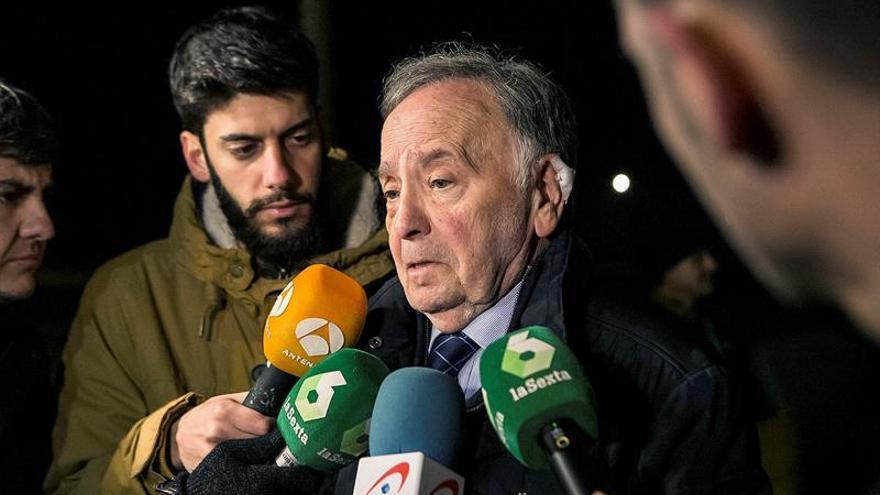 Manos Limpias quiso constituirse como partido político en 2015