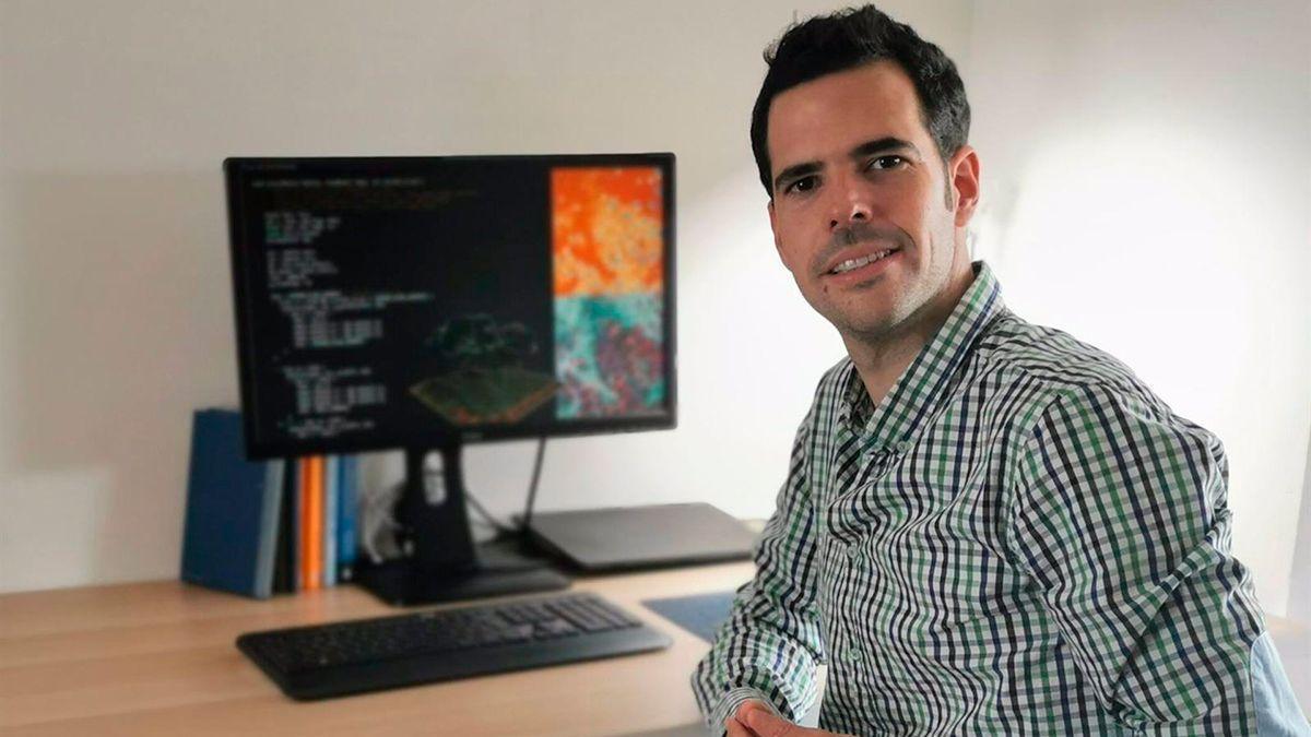 Alberto Hornero, investigador responsable del estudio.