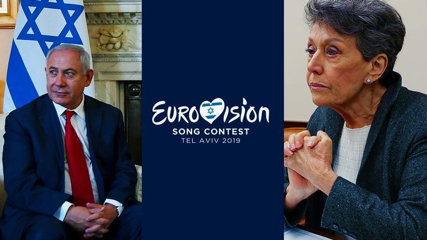 Piden a Rosa María Mateo que TVE no vaya a Eurovisión en Israel