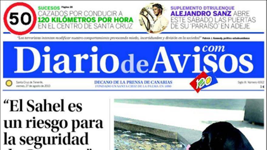 De las portadas del día (27/10/2010) #3