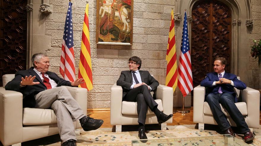 Dastis no recibe a los congresistas de EEUU que se vieron con Puigdemont tras su desplante a Moncloa e Interior