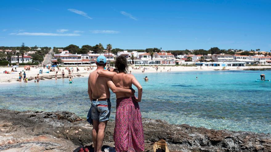 Las Baleares están desde hoy en la lista verde de destinos seguros de viaje