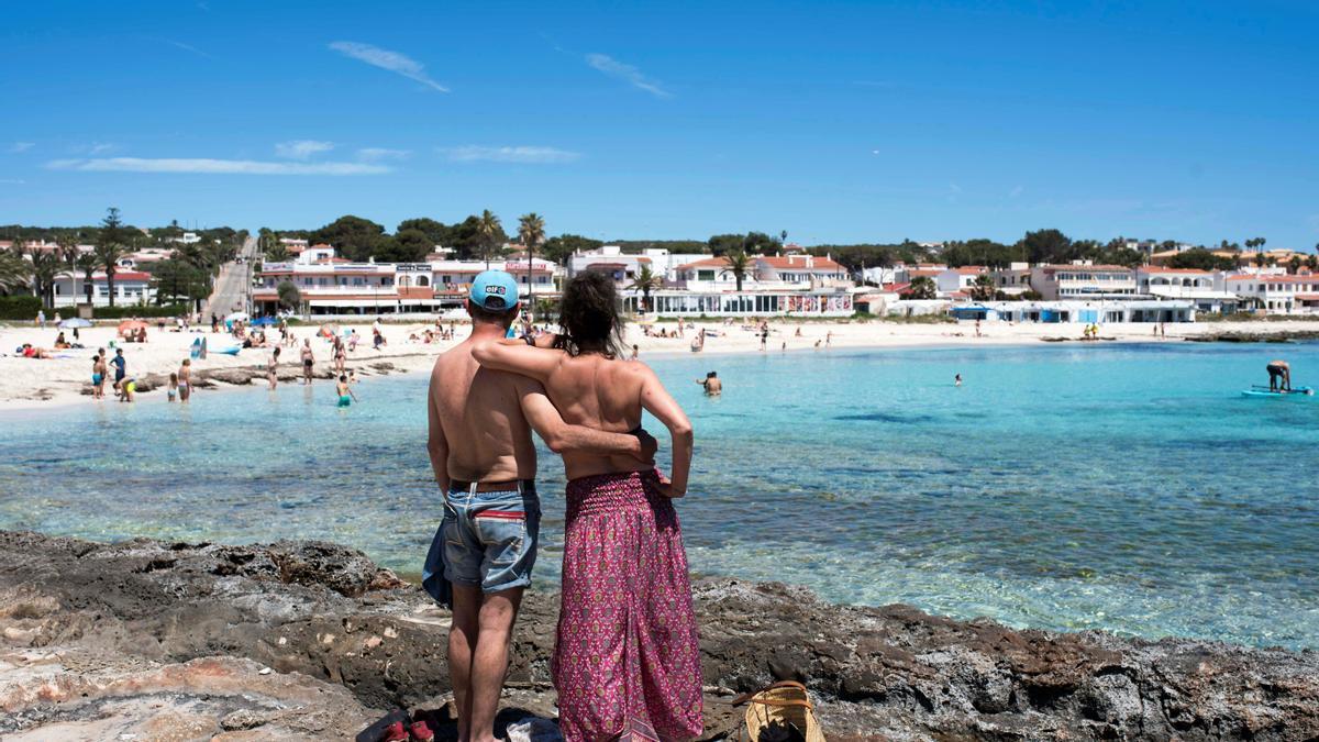 Las Baleares están en la lista verde de destinos seguros de viaje.