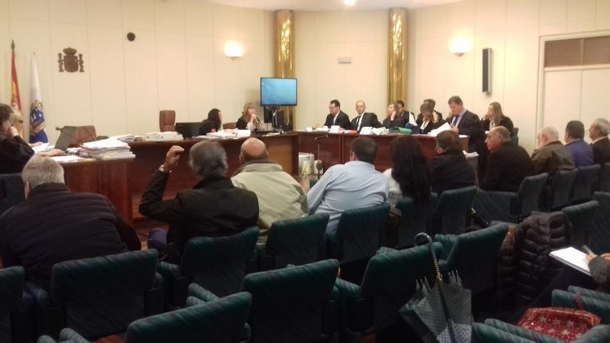 """La fiscal rebaja a 22 años las penas a los dos principales acusados de Trigo Limpio por """"dilaciones indebidas"""""""