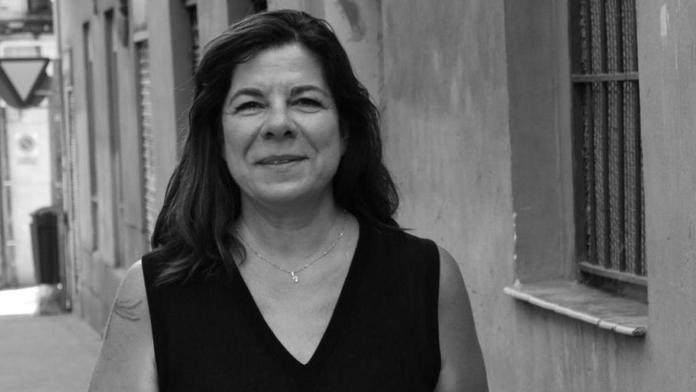 La periodista y escritora Lara López