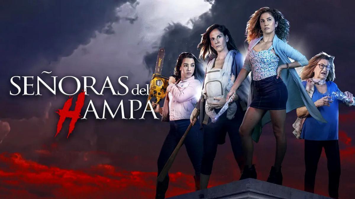 Elenco principal de 'Señoras del (h)AMPA'