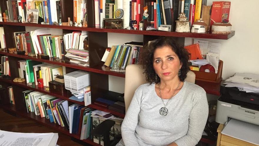 María Acale, catedrática de Derecho Penal de la Universidad de Cádiz.
