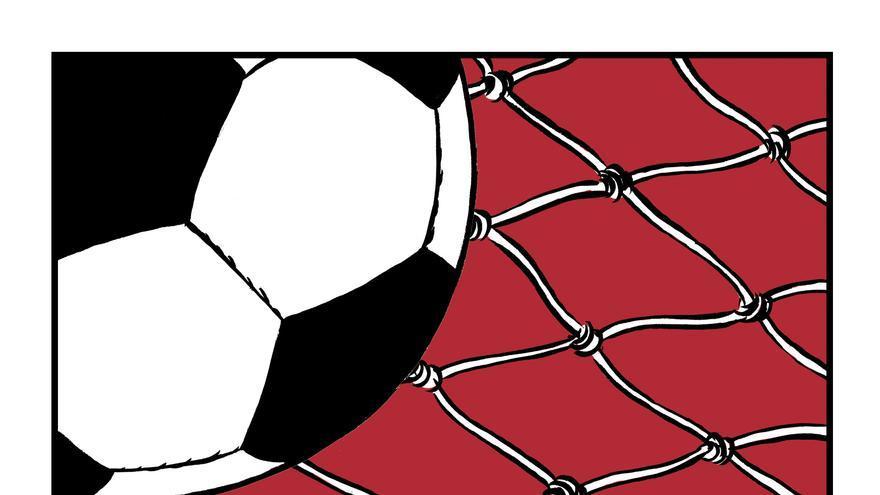 Fútbol, la novela (gráfica)