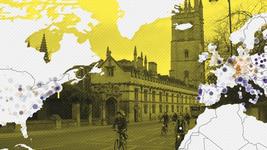 Ranking paridad universidades