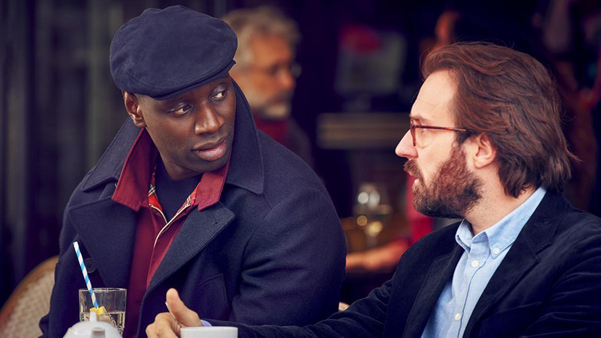 Omar Sy en la parte 2 de 'Lupin'