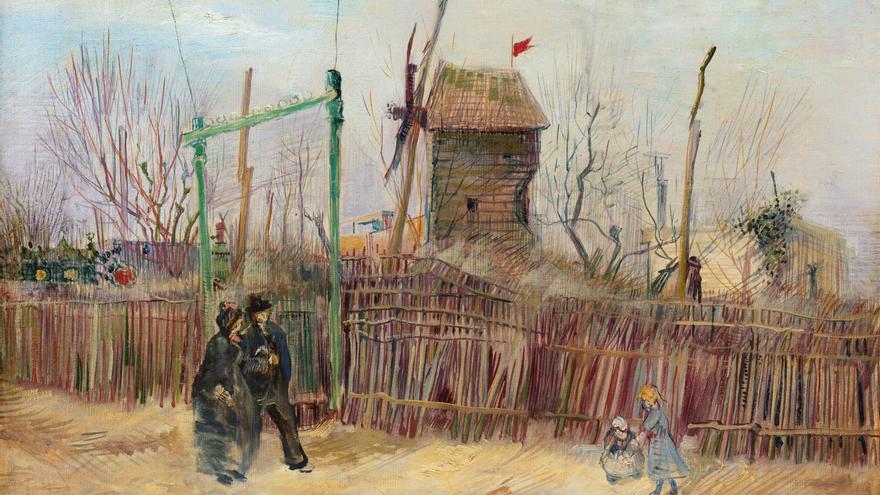 Un cuadro de Van Gogh, que lleva un siglo sin verse en púbico, sale a subasta