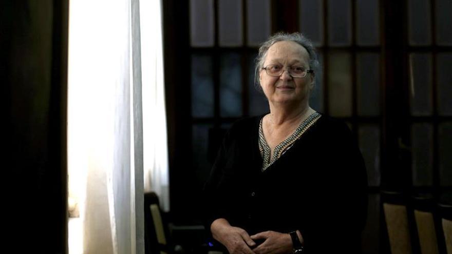 Anna Ferrer: Hemos logrado escolarizar al cien por cien de los niños de Anantapur