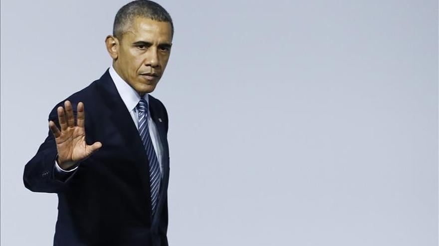 Obama asegura que EEUU quiere un acuerdo ambicioso y cumplirá sus compromisos