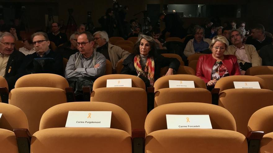 Representantes civiles con apoyo de ANC y Ominun impulsan una lista unitaria independentista sin siglas