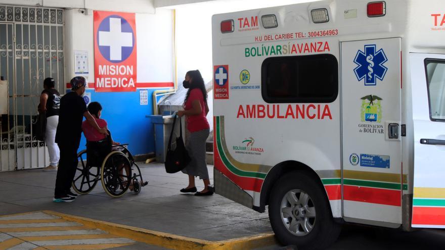 Colombia vive el peor momento de la pandemia con récord de contagios y muertes