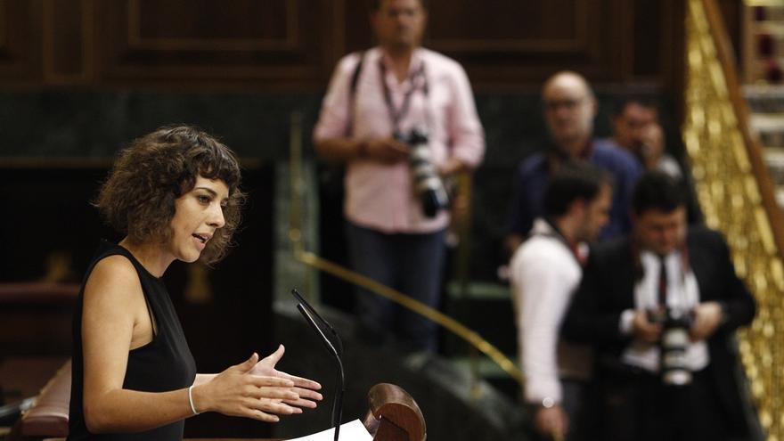 """En Marea acusa a Rajoy de """"inmovilismo"""" por premiar a los ministros de los recortes"""
