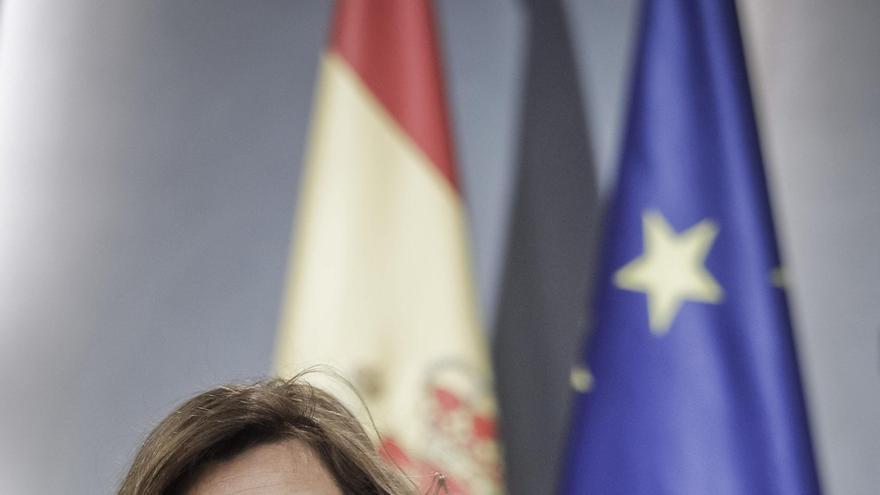 """Sáenz de Santamaría cree que la cantidad fijada en el Fondo de Liquidez es """"prudente pero suficiente"""""""