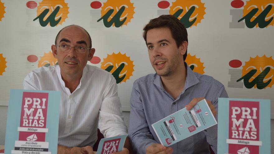 Eduardo Zorrilla se presentará a las primarias abiertas a simpatizantes de IU para ser candidato en la capital