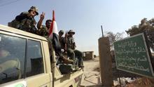 El ejército iraquí arrebata al EI 19 pueblos de una comarca en el norte de Irak