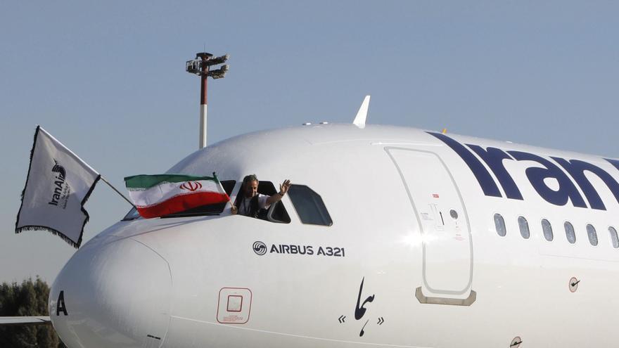 Iran Air reanuda sus vuelos a Madrid tras 17 años