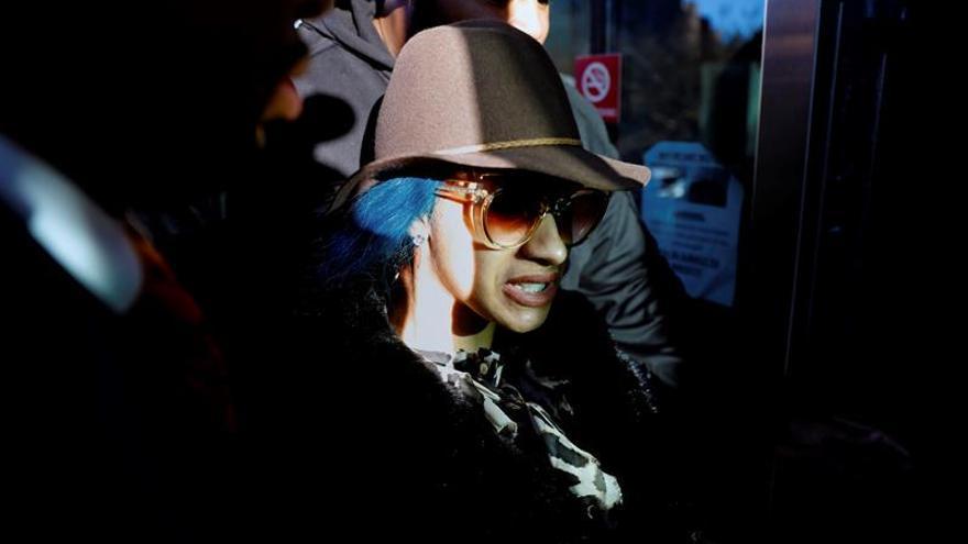 La cantante Cardi B se declara no culpable de once cargos en la corte de Nueva York