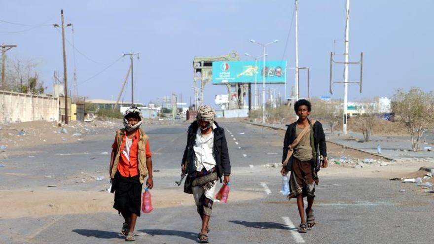 Los rebeldes yemeníes niegan un informe sobre el desvío de ayuda humanitaria del PMA