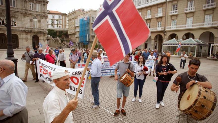 Un tribunal noruego acepta la demanda de los marineros que reclaman pensiones
