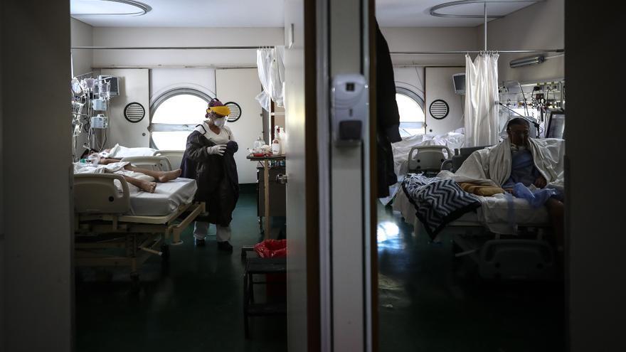 Argentina registra 15.920 nuevos casos de la covid-19 y 540 decesos