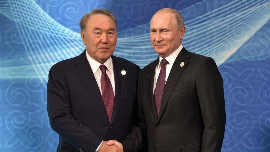 Los cinco países del Caspio firman la Convención sobre el estatus del mar