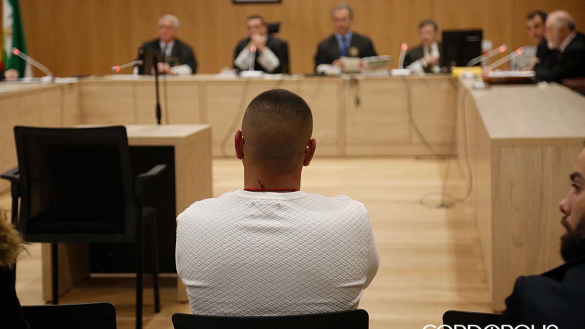 Un juicio penal, celebrándose en la Audiencia Provincial de Córdoba